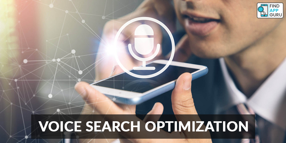 Voice Search optimisation