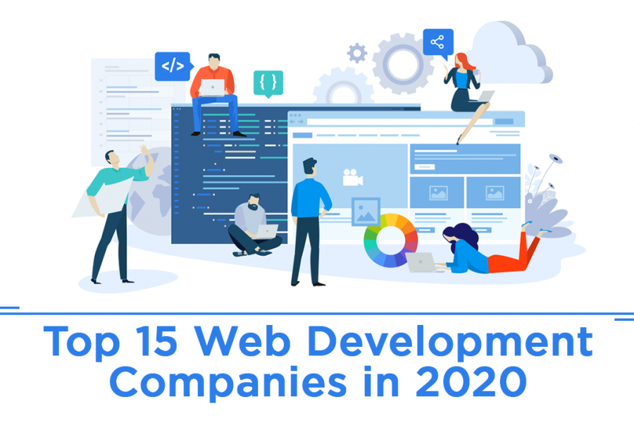 Top 15 Web development companies in 2020