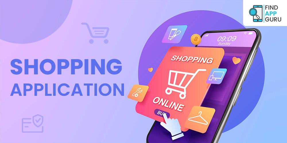 Shopping application