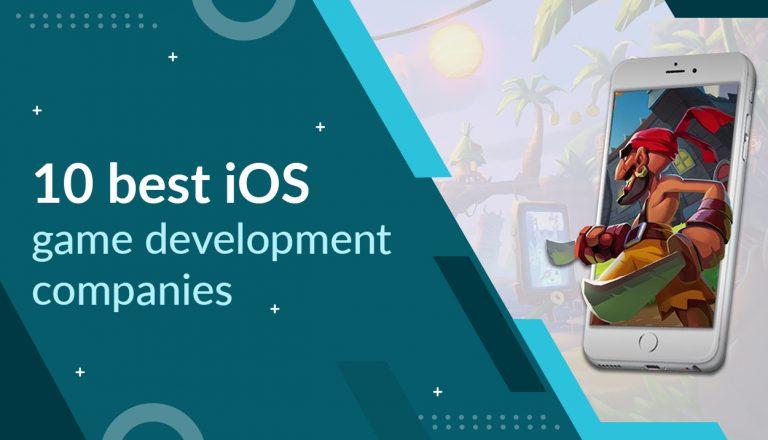10 best iOS game development companies