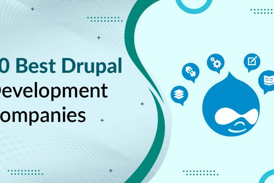 10 Best Drupal Development Companies