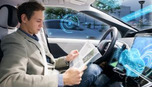 AR incorporating in vehicles