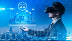 5G in Virtual Reality