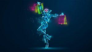 AR-powered shopping technology